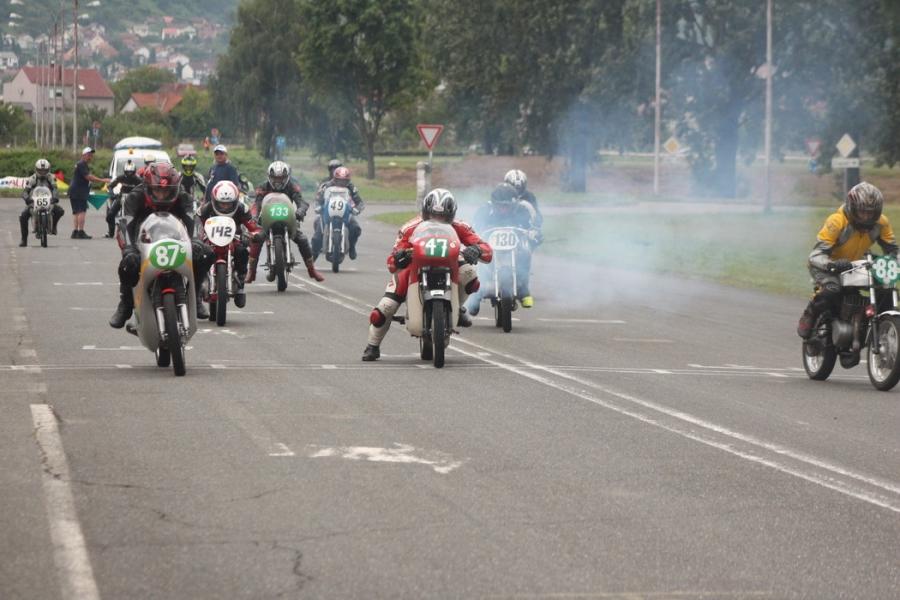 Održano Međunarodno otvoreno prvenstvo Hrvatske u cestovnim moto utrkama