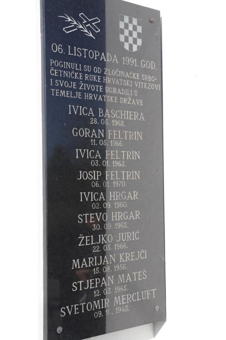 Dan kad se prisjećamo 19 branitelja koji su položili svoj život za obranu domovine