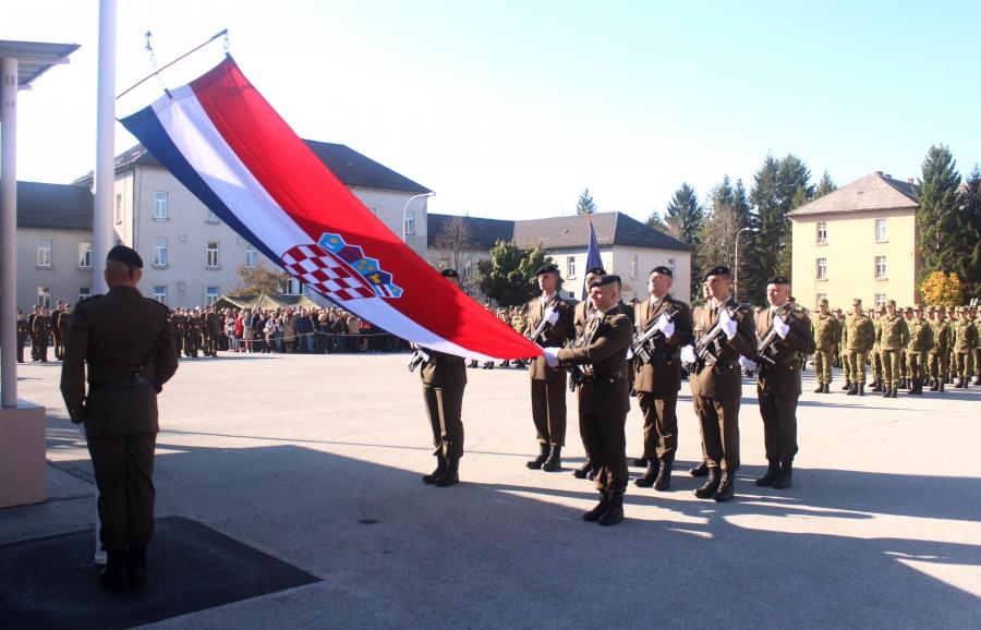 Održana svečana prisega 26. naraštaja ročnika na dragovoljnom vojnom osposobljavanju