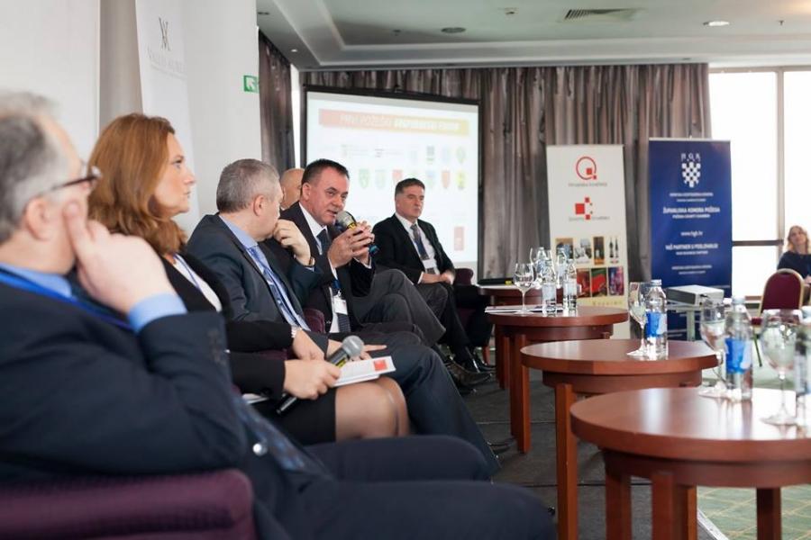 Održan Prvi požeški gospodarski forum u Zagrebu