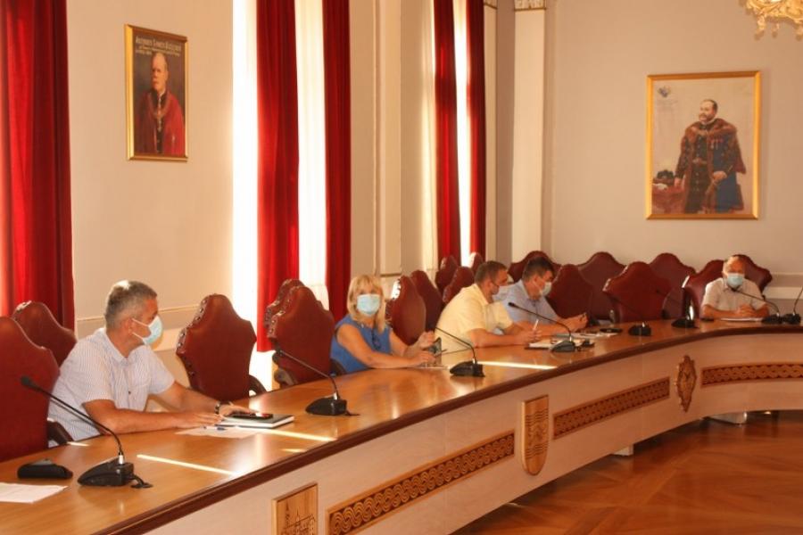 Radni sastanak s ravnateljima škola