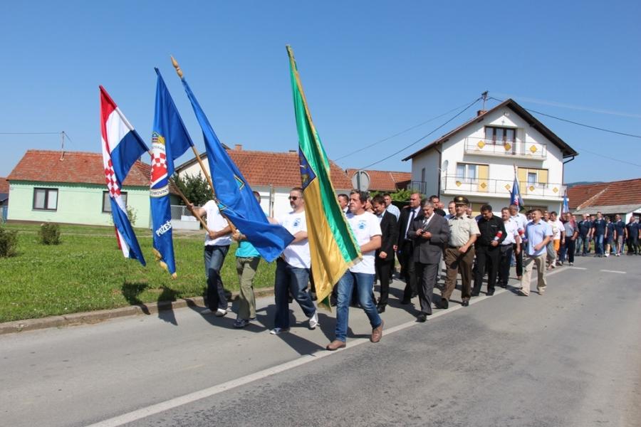 9. Županijske sportske igre UDVDR – Kutjevo 2014.