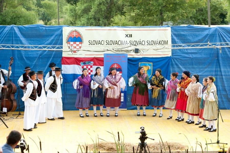 """Održana tradicionalna priredba """"Slovaci Slovacima"""""""