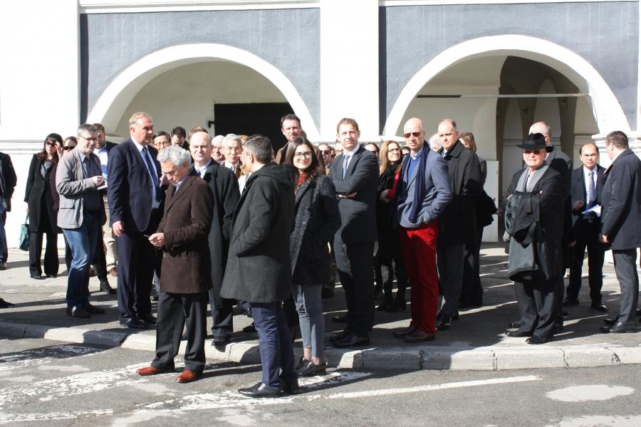 Diplomatski zbor u Požegi