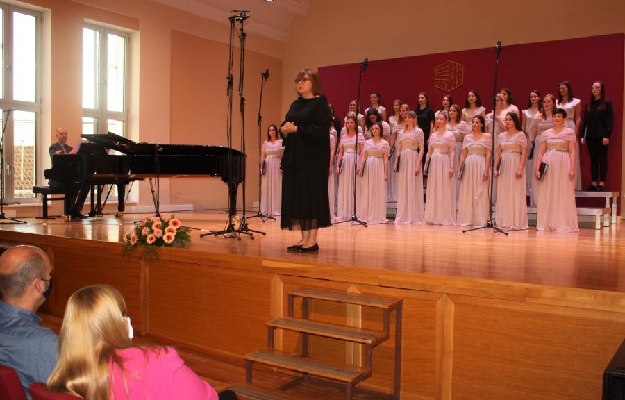 Koncert Vokalnog ansambla Brevis