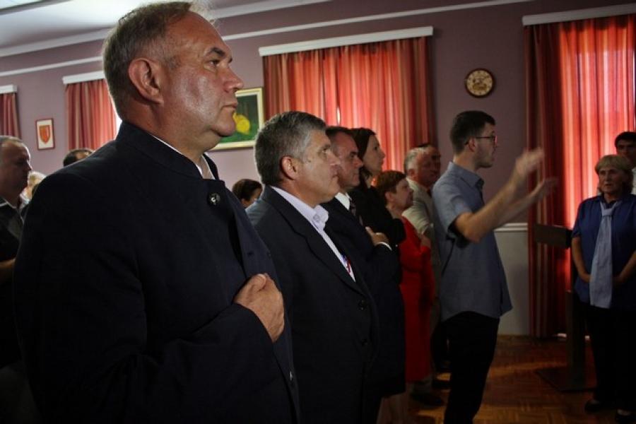 Dan općine Kaptol i otvorenje sustava odvodnje i pročišćavanja otpadnih voda za sela Češljakovci i Golo Brdo