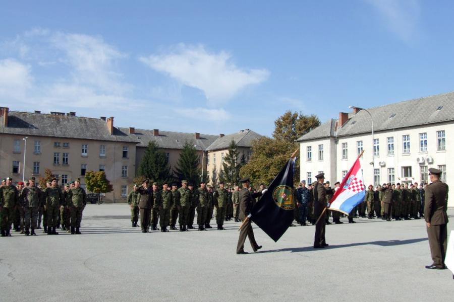"Obilježena 27. obljetnica Dočasničke škole ""Damir Tomljanović Gavran"""