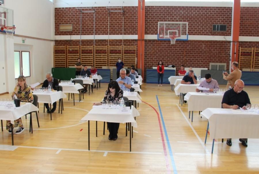 14. Županijsko ocjenjivanje vina u Kaptolu