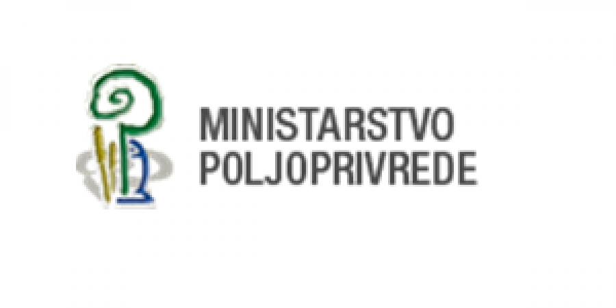Otvoreno pet natječaja Ministarstva poljoprivrede