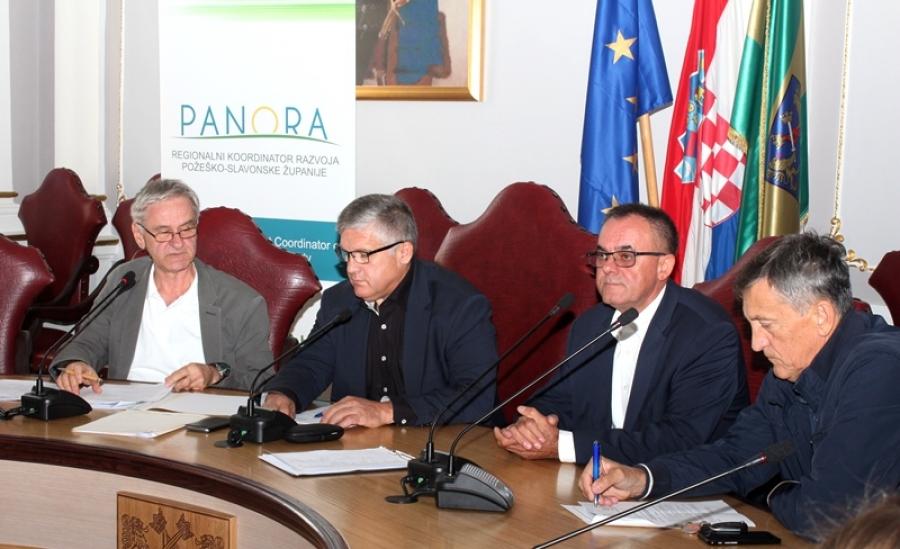 Održana 5. sjednica Partnerskog vijeća Požeško-slavonske županije