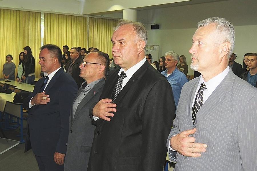 """Na požeškom Veleučilištu održana tribina """"Kroz logore do slobode"""""""