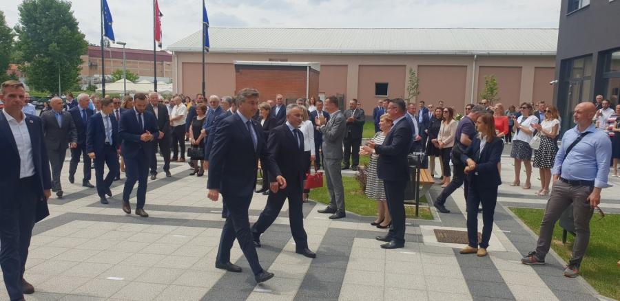 Svečano otvoren Studentski dom dr. Franje Tuđmana u Požegi