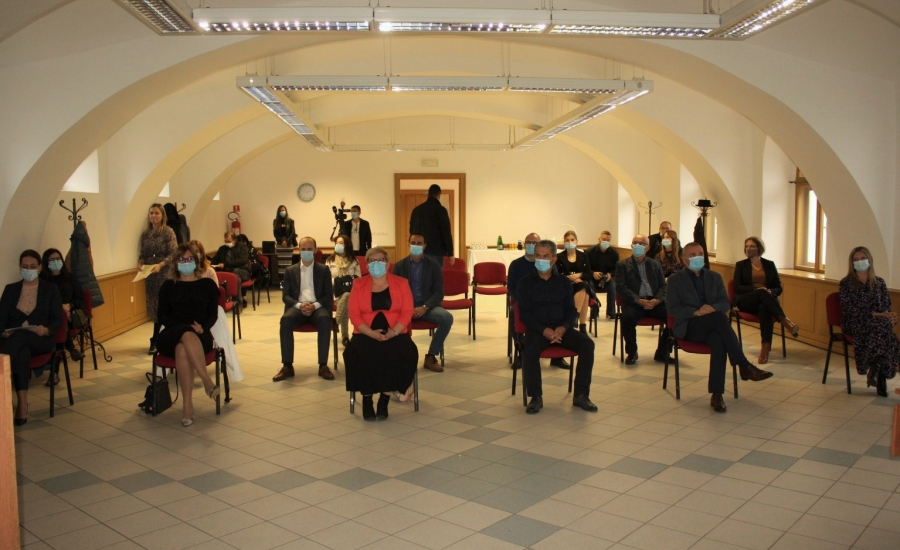 Početna konferencija projekta ''Svijet graševine (Spahijski podrum, Muzej bećarca, brendiranje)''