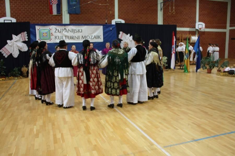 U Brestovcu održan Županijski kulturni mozaik