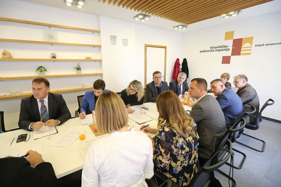 Izrada prometnog Master plana funkcionalne regije Istočna Hrvatska