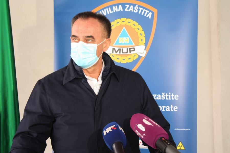 Tiskovna konferencija Stožera civilne zaštite Požeško-slavonske županije