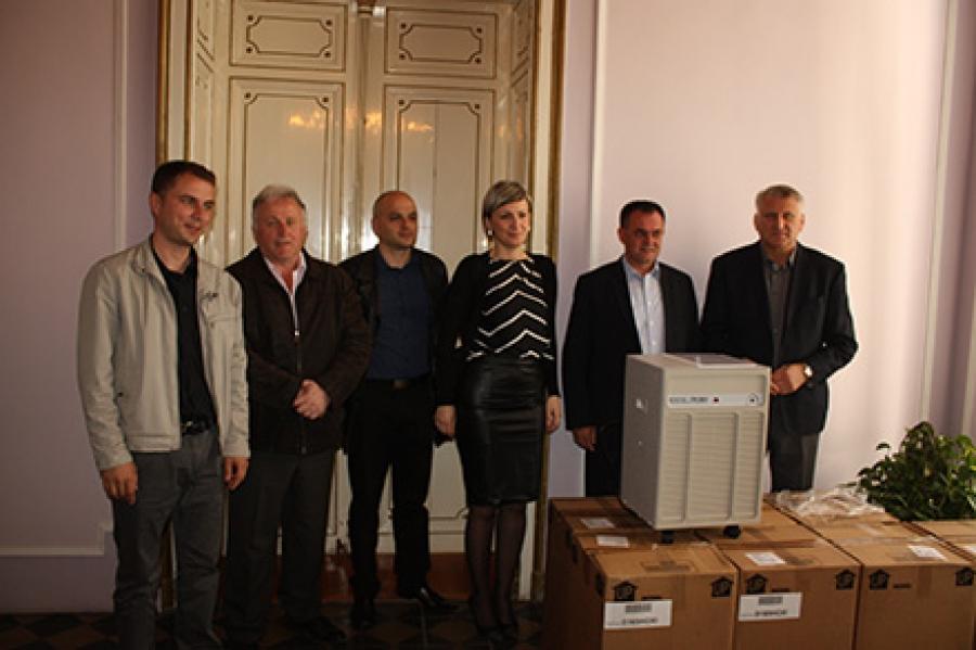 Požeško - slavonska županija pomaže Karlovačkoj županiji