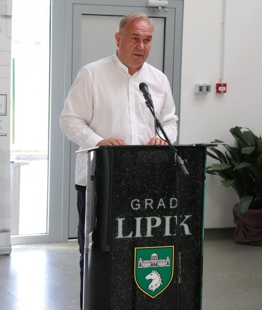Svečano otvorenje poduzetničke zone u Lipiku