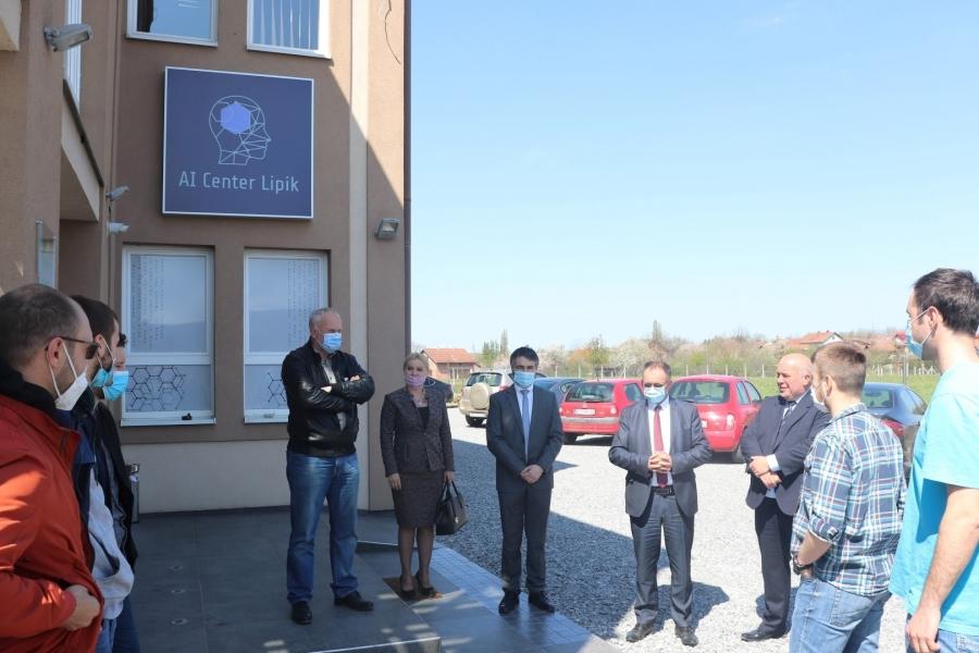 Župan Tomašević obišao polaznike