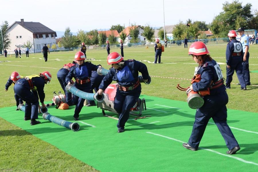 Održano 7. županijsko vatrogasno natjecanje u Kaptolu