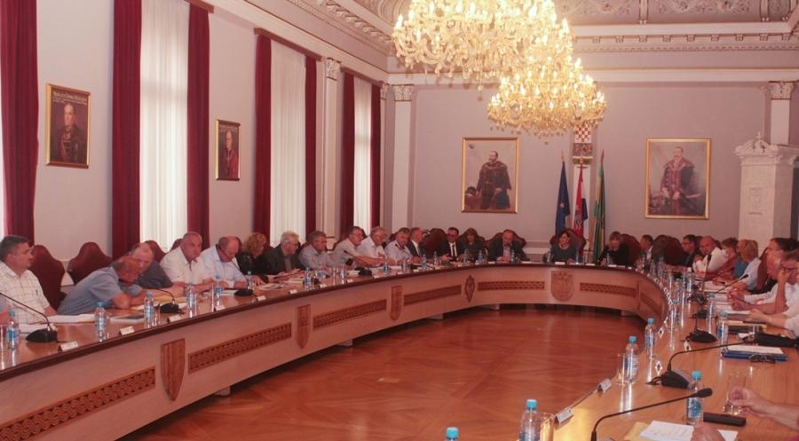 Održana 15. sjednica Županijske skupštine Požeško-slavonske županije