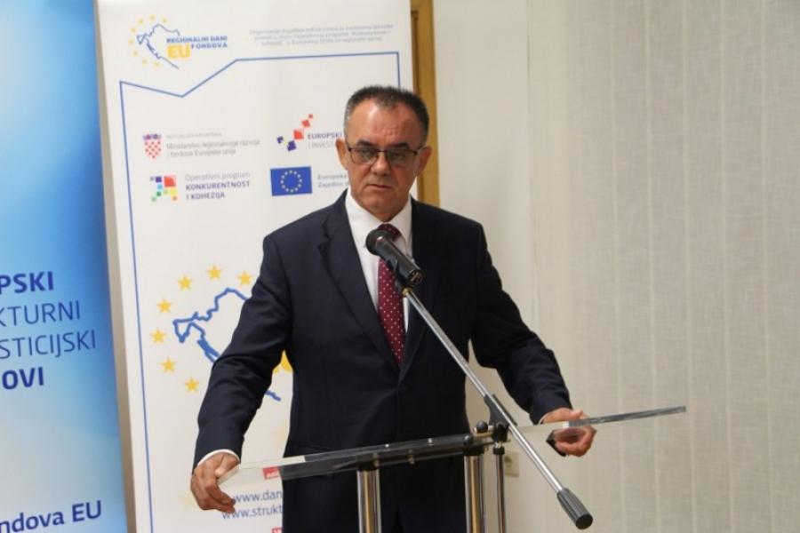 Edukacije o EU fondovima u organizaciji Ministarstva regionalnog razvoja i Požeško-slavonske županije
