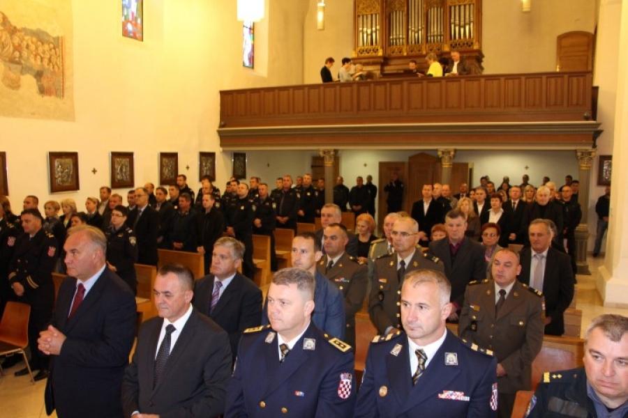 Svečano obilježen Dan policije