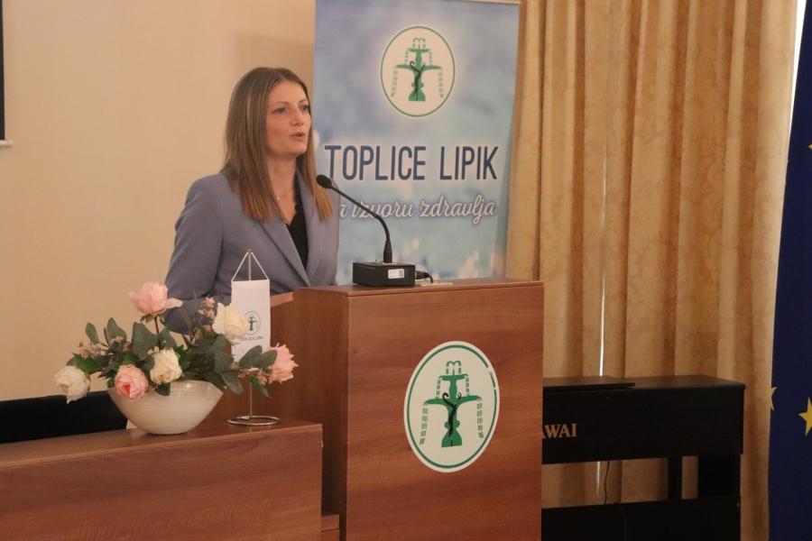 "Početna konferencija projekta ""Terme Lipik"""