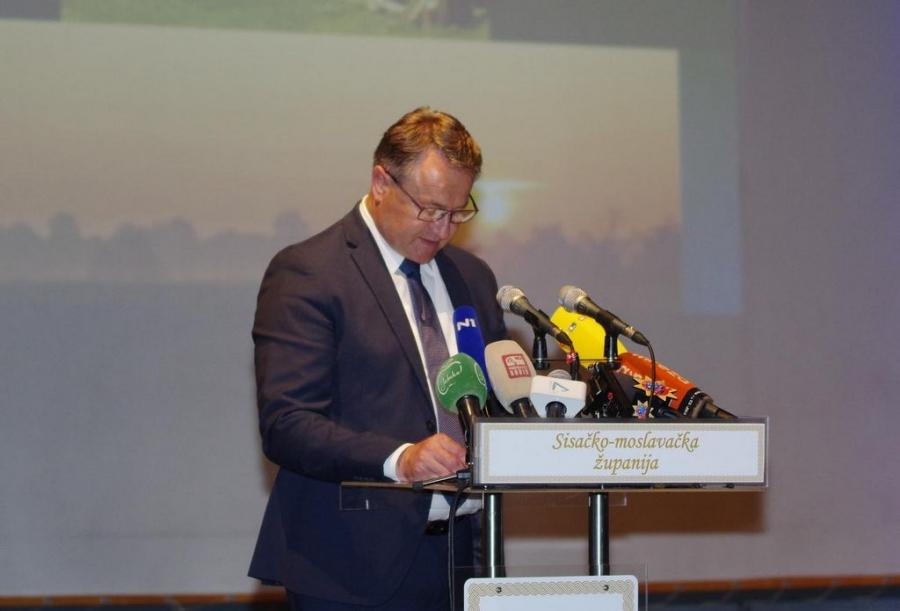 Obilježen Dan Sisačko-moslavačke županije