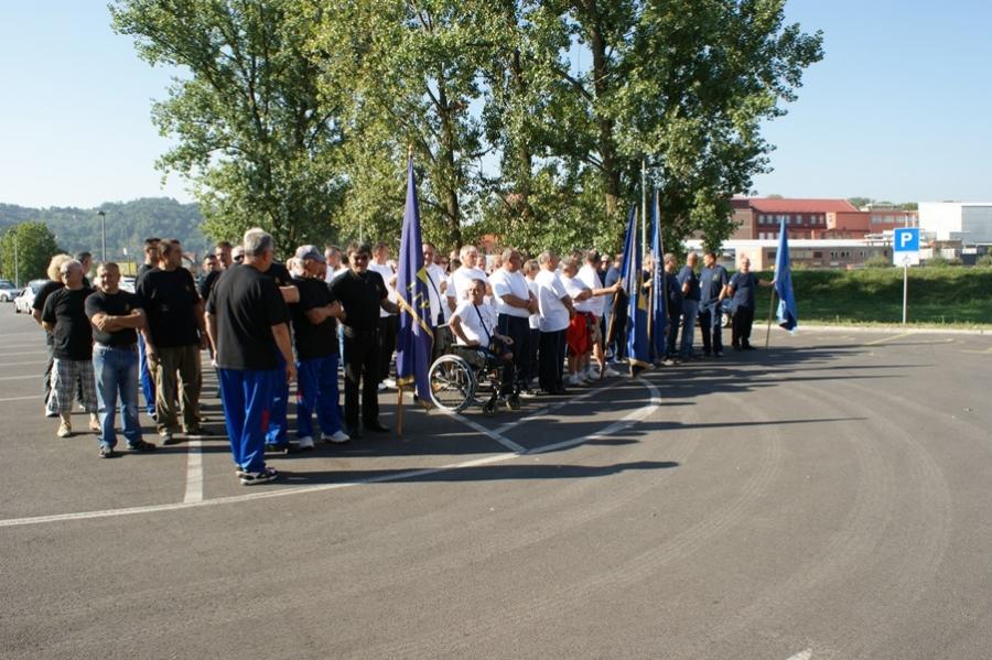 Održano sportsko natjecanje invalida Domovinskog rata