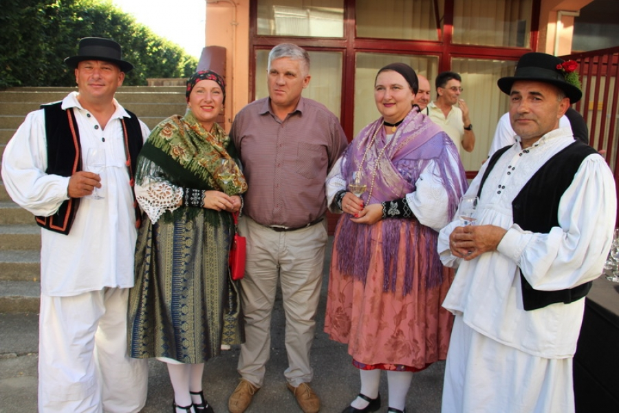 Za jubilarni 50. Aurea fest napunjeno 1.300 butelja festivalskog vina