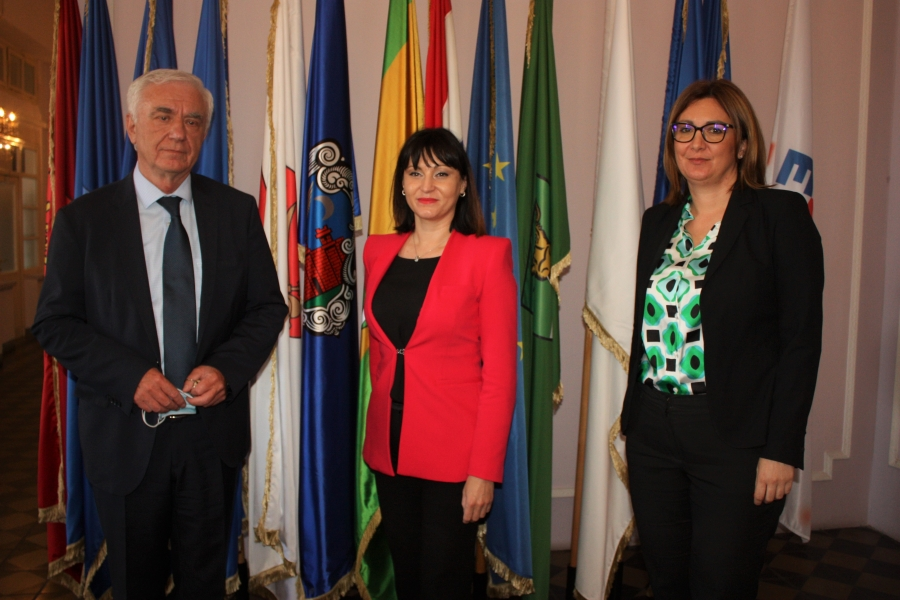 Ministrica Tramišak potvrdila: Grad Požega dobiva ITU mehanizam