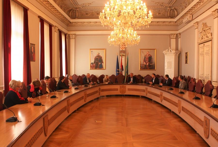 Posjet državne tajnice Dunje Magaš