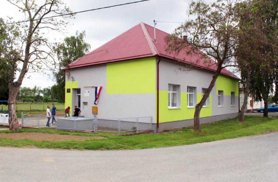Završena još jedna energetska obnova škole