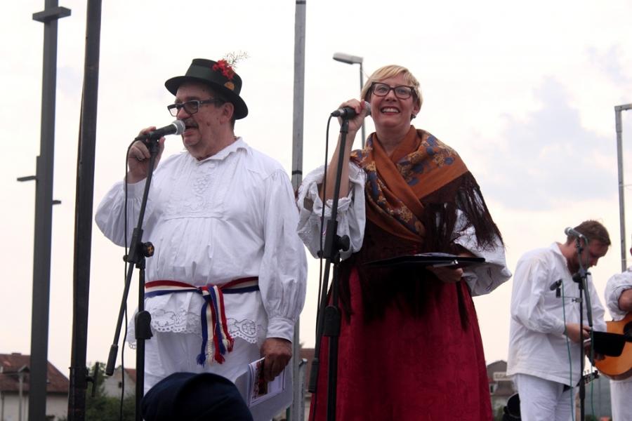 U Pleternici održana 37. Smotra folklora