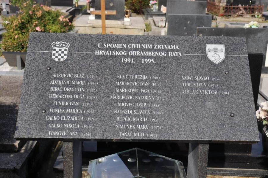 Svečanom misom i polaganjem vijenaca obilježena 30. obljetnica stradavanja nedužnih civila u Lipiku