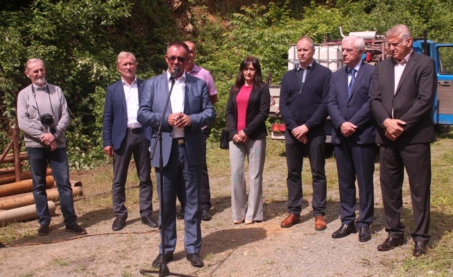 Akumulacija Kamenska za razvoj cijele županije