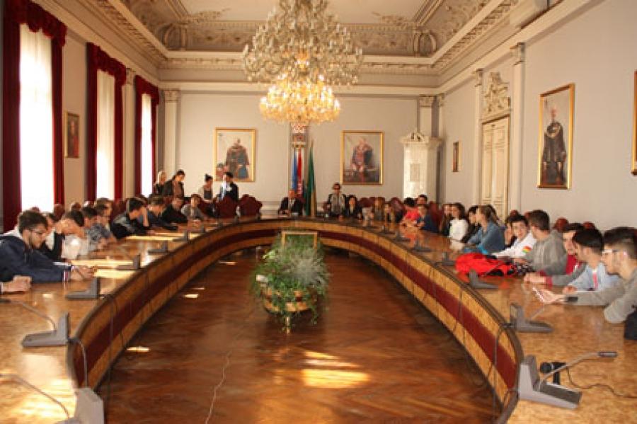 Srednjoškolci iz Italije u posjetu Požeško - slavonskoj županiji