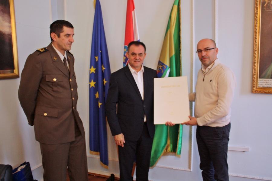 Ravnatelj Memorijalnog centra Domovinskog rata Vukovar zahvalio županu Tomaševiću