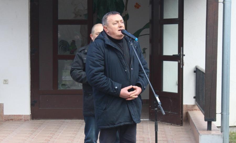 Polaganje vijenaca povodom 28. godišnjice oslobođenja u Bučju