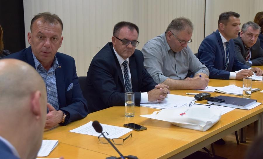 Župani s ministrom Tolušićem o aktualnostima u poljoprivredi