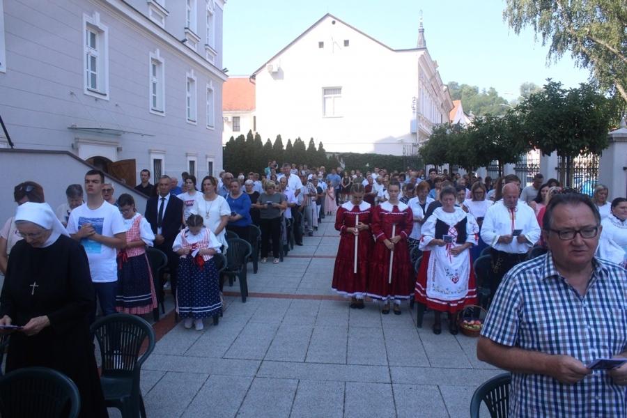 Proslava blagdana sv. Lovre i otvorenje novog sjedišta Caritasa Požeške Biskupije