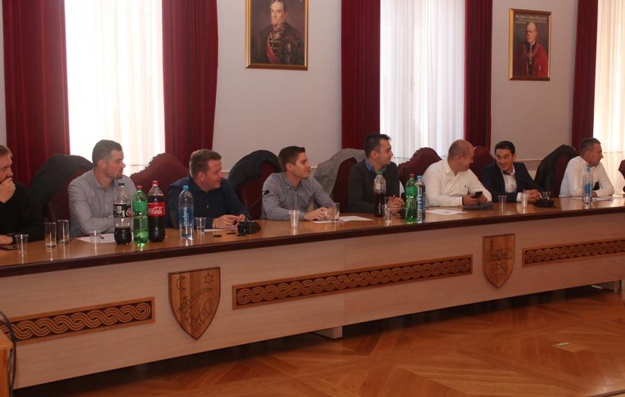 Održana 8. sjednica Koordinacije županijskih savjeta mladih Republike Hrvatske