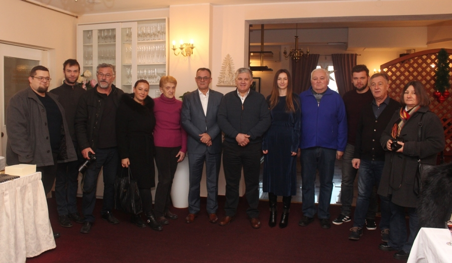 Župan održao tradicionalno druženje s novinarima