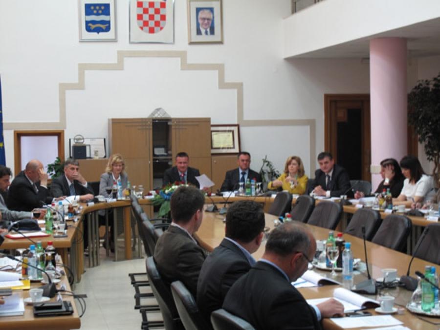 Održana koordinacija slavonskih župana