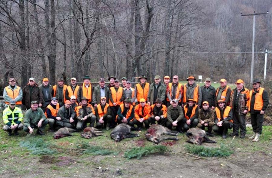 Održan drugi humantirni lov u organizaciji Požeško - slavonske županije