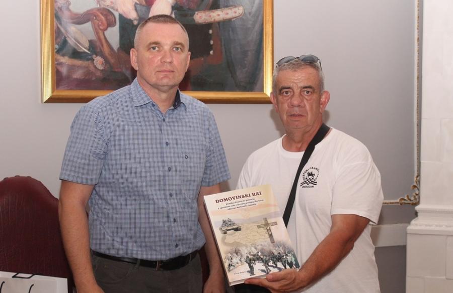 """Susret pričuvnih časnika članova HČZ – Zajednice udruga """"Slavonija 2019"""""""