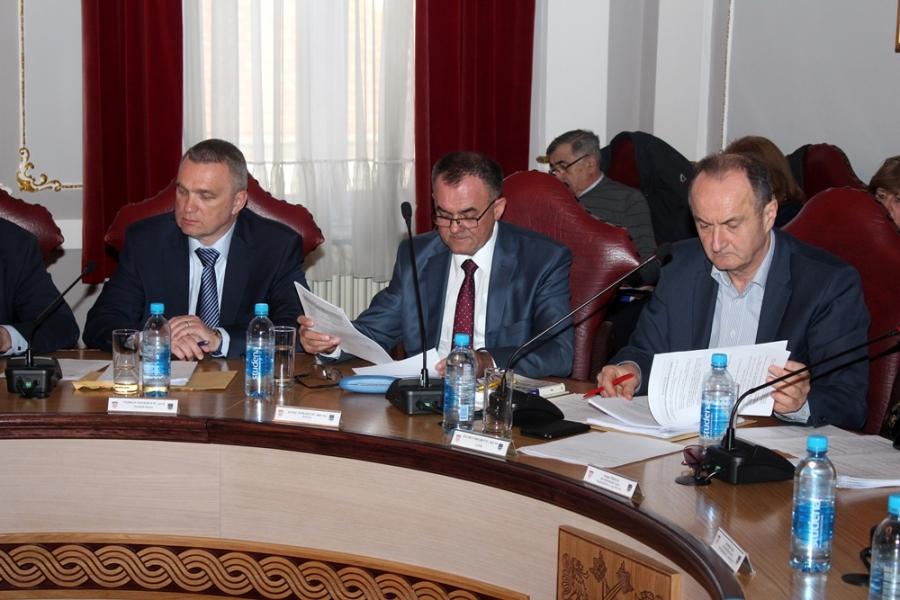 Održana 8. sjednica Županijske Skupštine