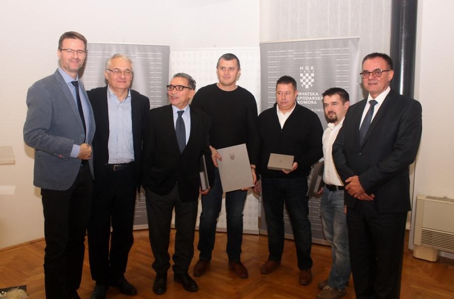 Županijska Gospodarska komora dodijelila priznanja gospodarstvenicima