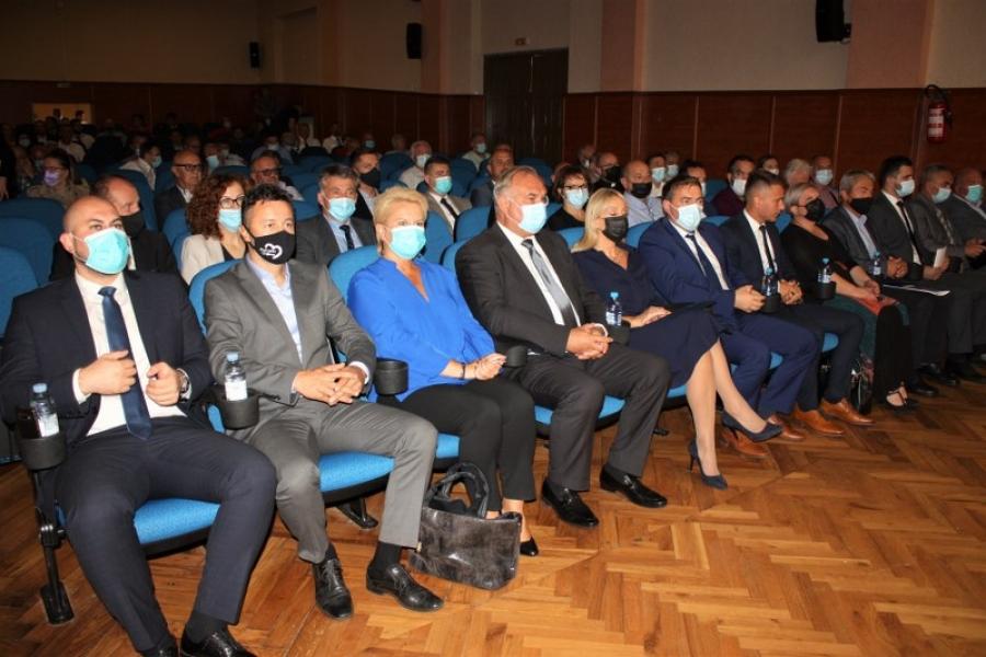 Obilježen Dan Grada Kutjeva i blagdan nebeske zaštitnice Male Gospe